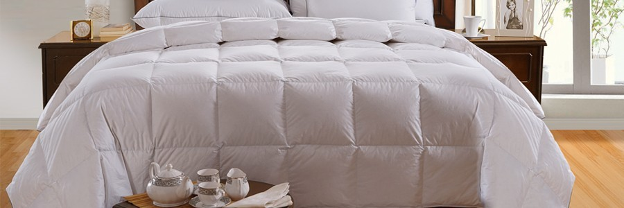 Down Feather Duvets