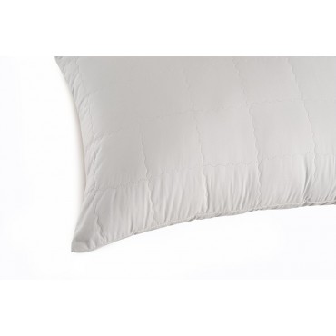 PILLOW PROTECTOR WATER PROOF QUILTED