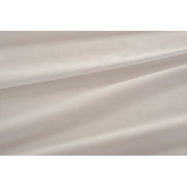 WHITE 200 TC BED SHEET