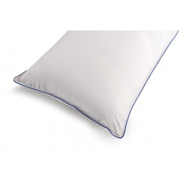 D&F Body WHITE Pillow