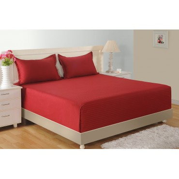 RED 300 TC BED SHEET