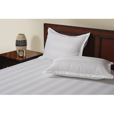 MULTISTRIPE PILLOW COVER